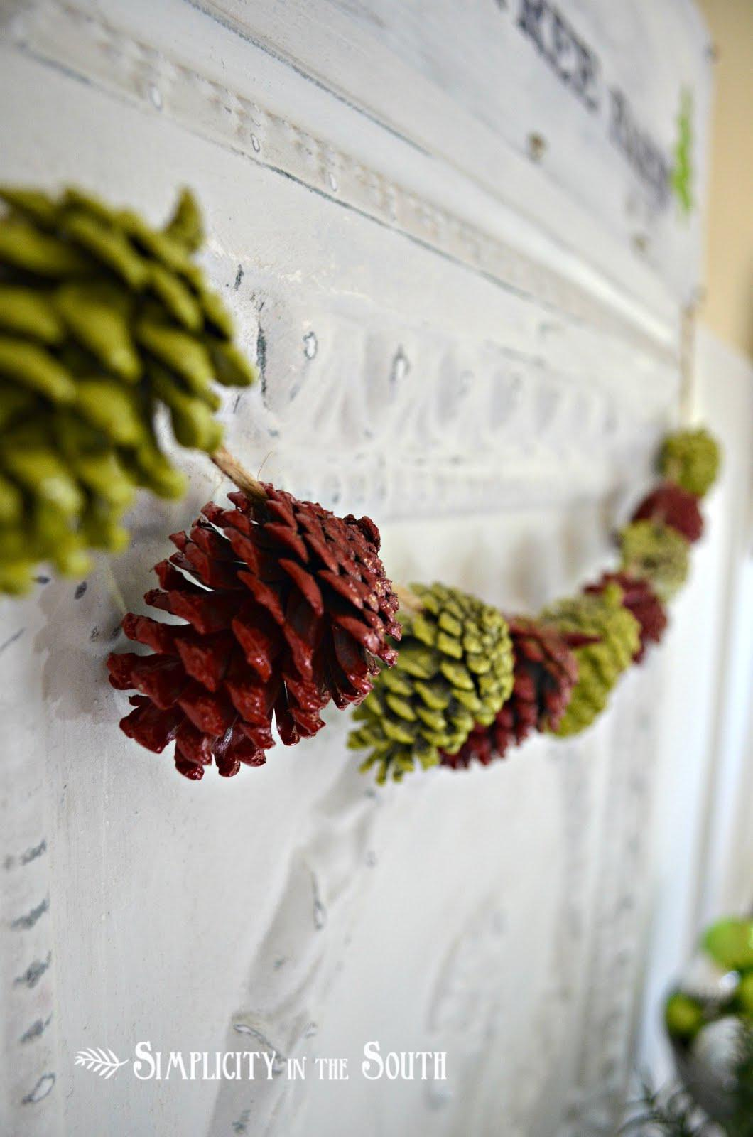 5 Easy to make and immediately festive fall garlands
