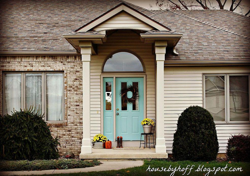 8 Front door makeovers that instantly add charm to your home