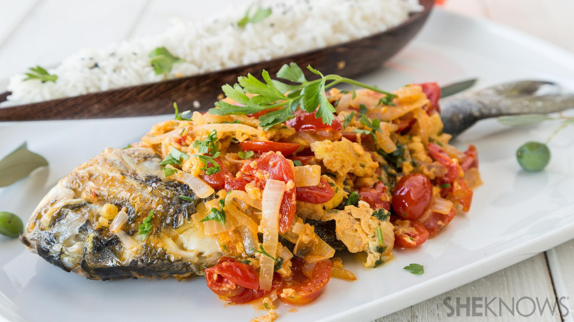 Bring the philippines into your kitchen with this amazing for Fish dish menu