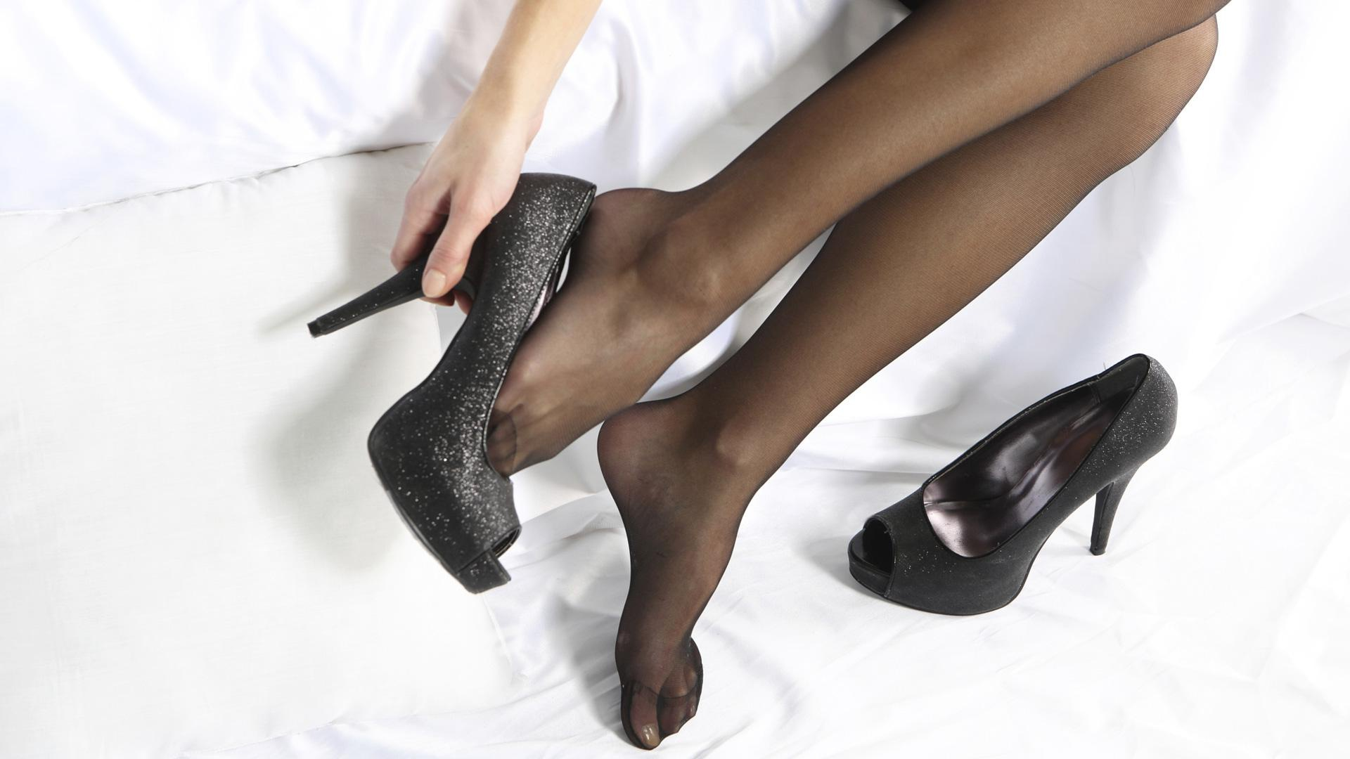 Can high heels really kill your orgasm?