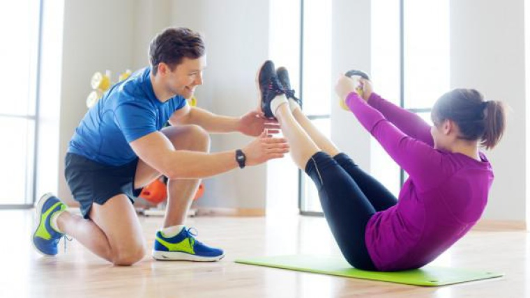 Don't think you need a personal trainer? Think again