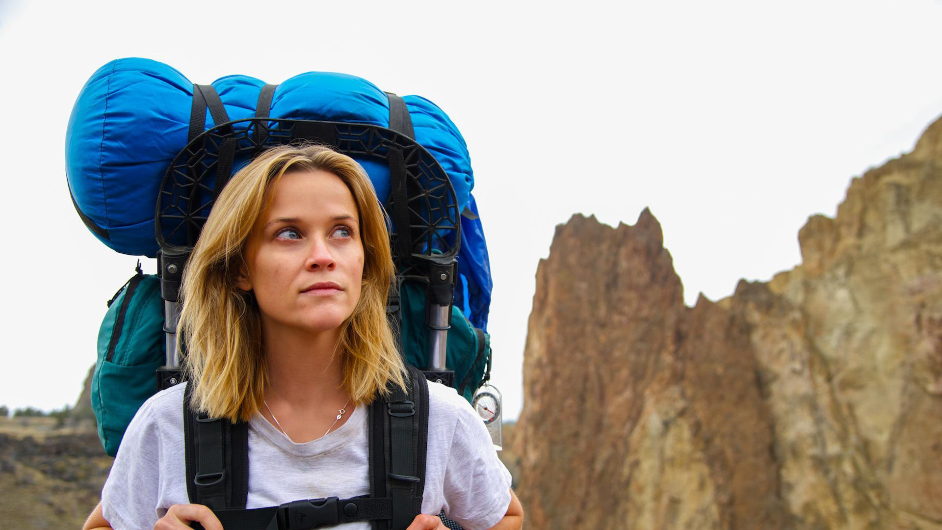 VIDEO: Reese goes on a spiritual sojourn in new movie <em>Wild</em>