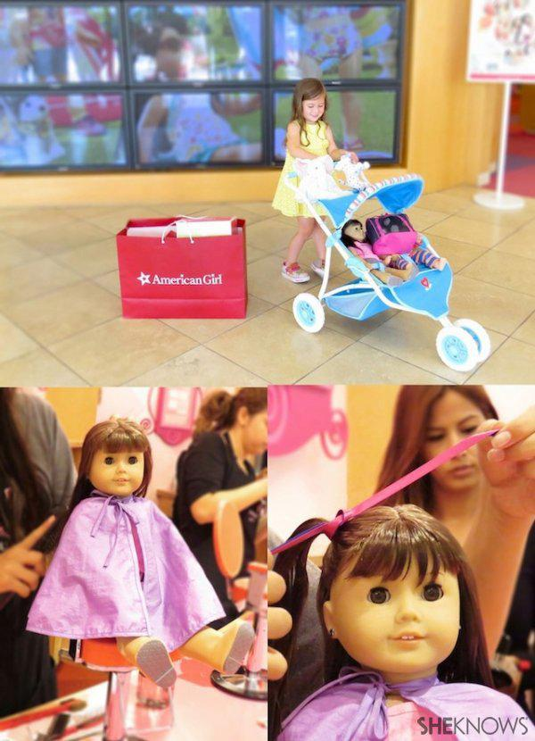 American Girl brings moms and daughters together