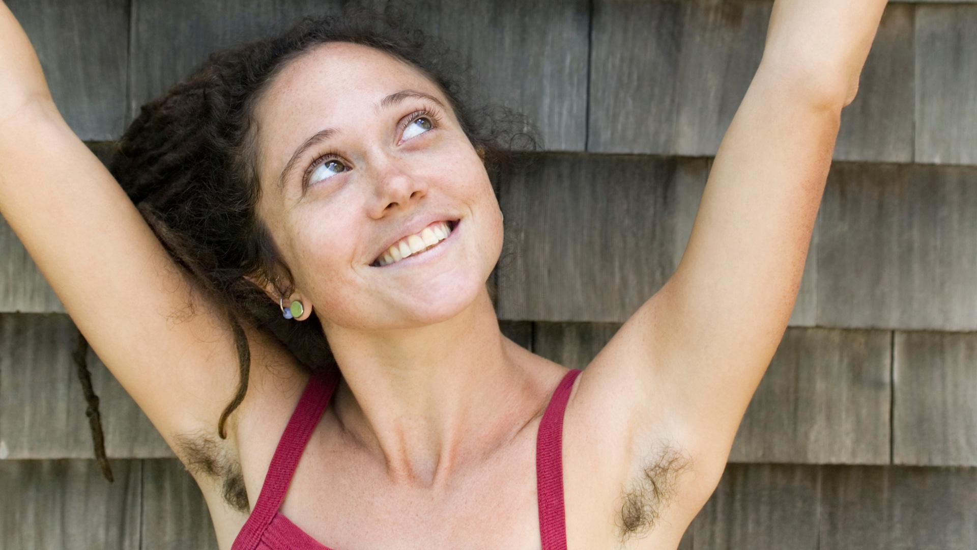 The right to bare armpits
