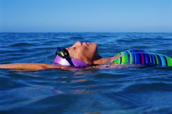 High-intensity workouts you can do in the water