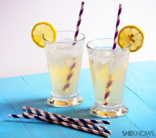 Sweet and simple Labor Day libations