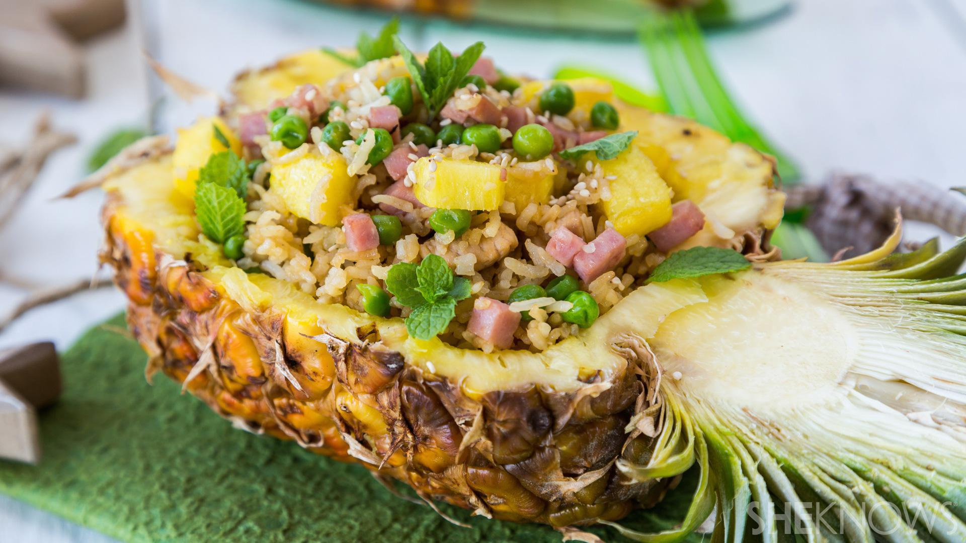 how to make healthy pineapple chicken