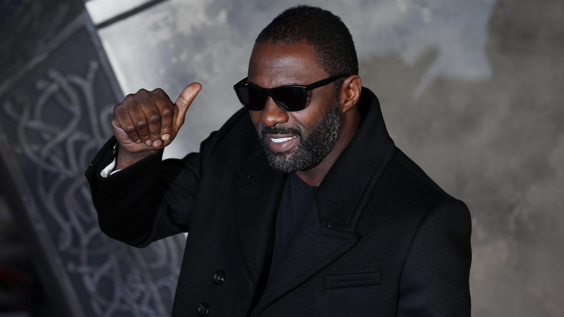 If you are looking for a male nanny, you should consider Idris Elba