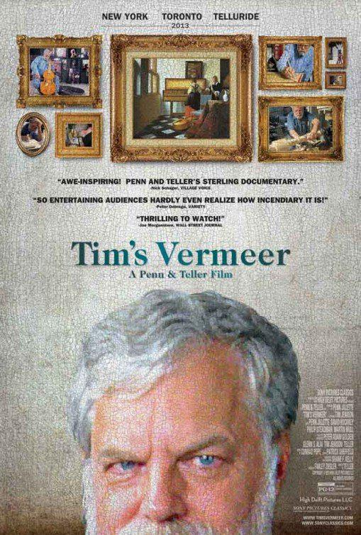 Tim's Vermeer Documentary