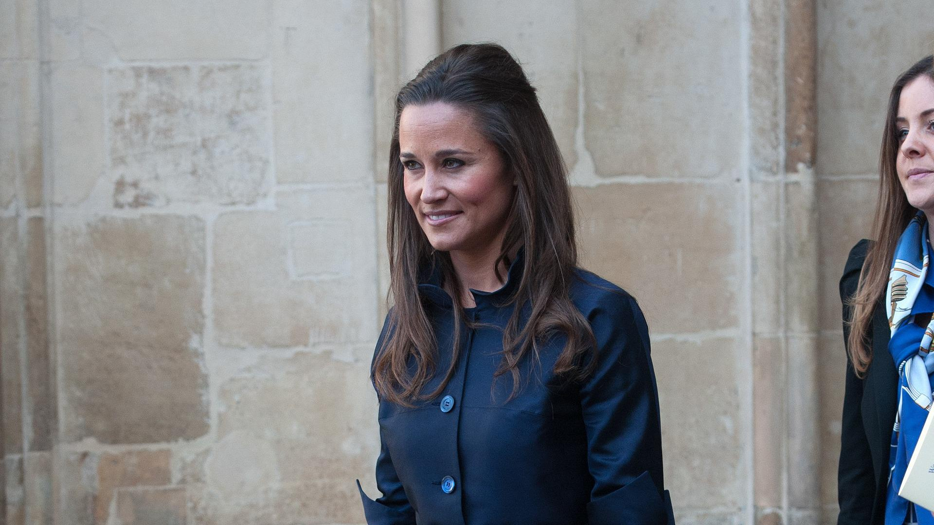 Pippa Middleton fired from U.K.'s <em>Daily Telegraph</em>