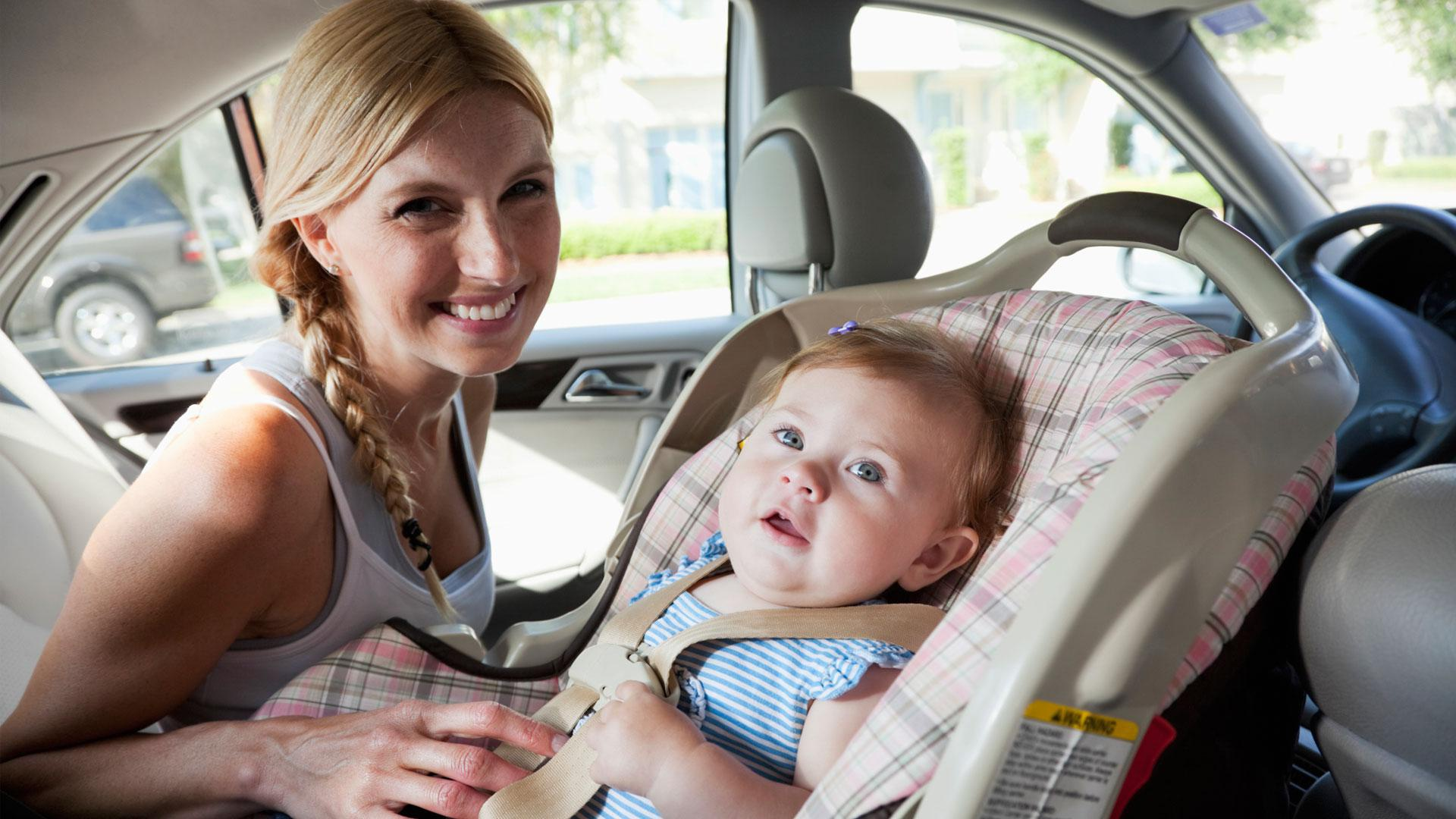 A mom's guide to car seat safety