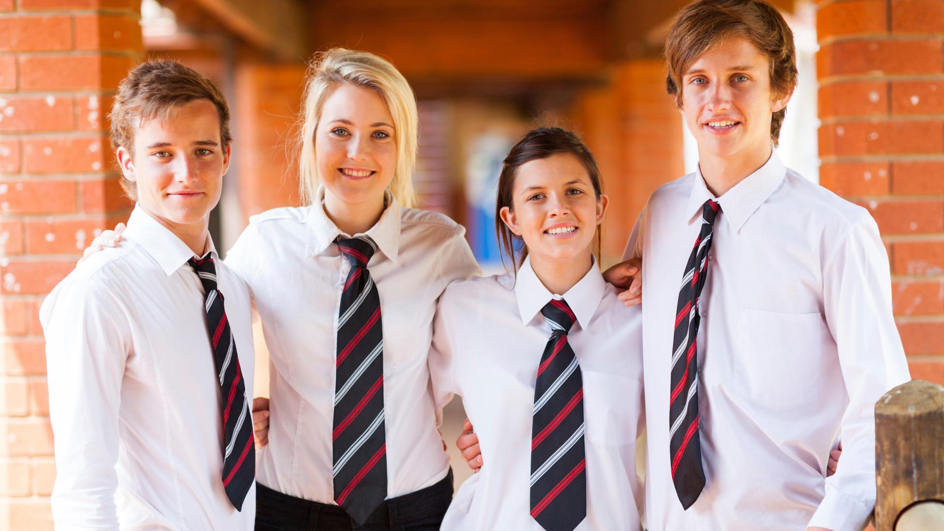 benefit school uniforms essay