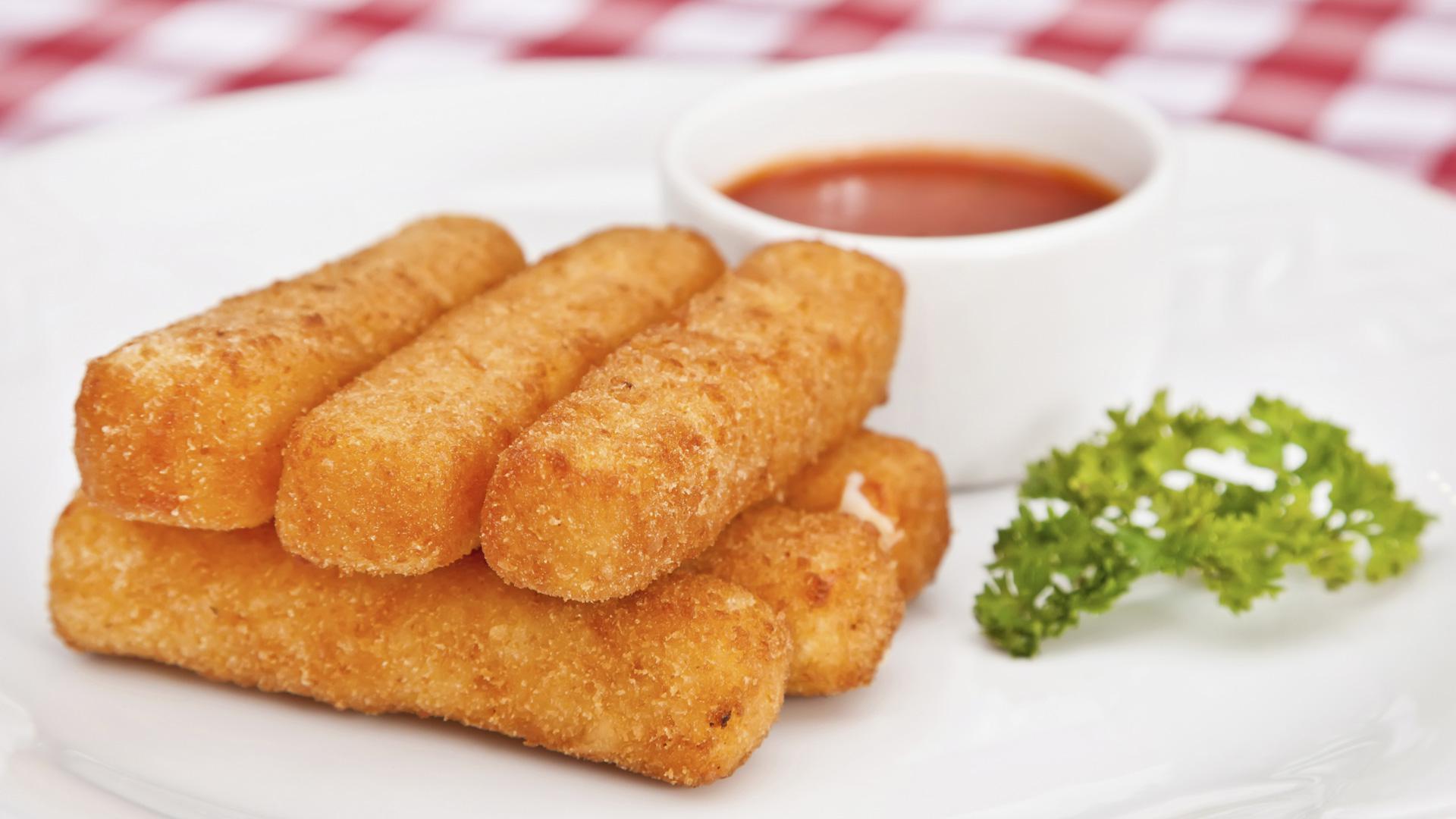 McDonald's mozzarella sticks are a terrible, tasty idea