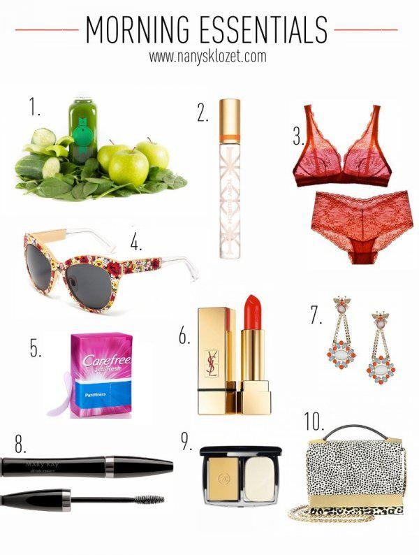 10 Products for a polished look on the go